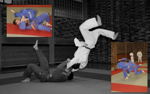 Judo_Collage_Website